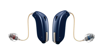 Oticon Opn hearing aids in RIC or RITE style