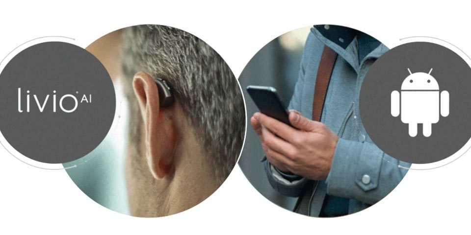 The latest Starkey Livio hearing aids will be one of the first products on the market to offer direct streaming through bluetooth low energy.