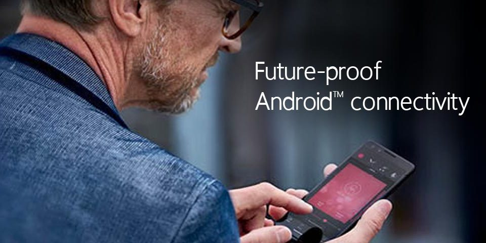 ReSound Quattro hearing aids are the world's first hearing aids to offer direct to Android streaming using ASHA protocol