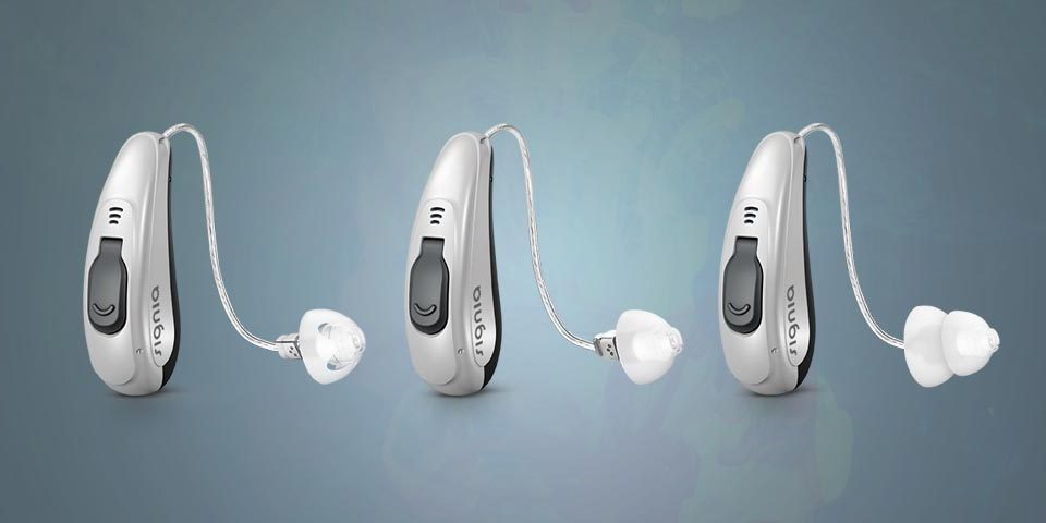 Comparison of open domes vs closed domes vs power domes for RIC or RITE style hearing aids