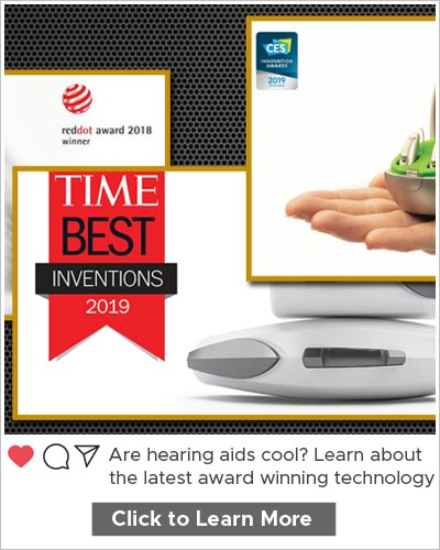 Are hearing aids cool?
